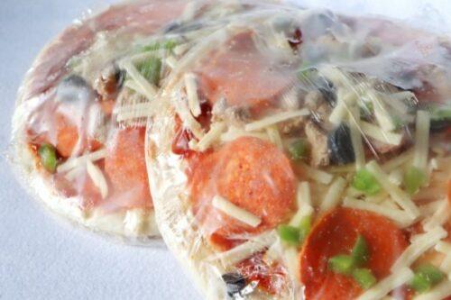 冷凍ピザは業務用を選ぶ理由⑤冷凍焼けしない工夫がされている