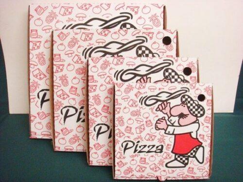 冷凍ピザは業務用を選ぶ理由⑥シンプルな包装で価格設定が安い