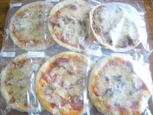冷凍ピザ通販ピザ・アリオの口コミ