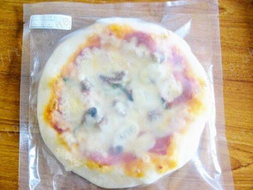 ピザ・アリオ「ディープ生地」②ミックスピザ