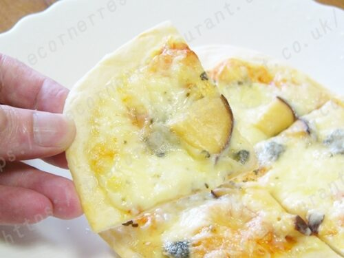 ⑤ピッツァフォルマッジョ