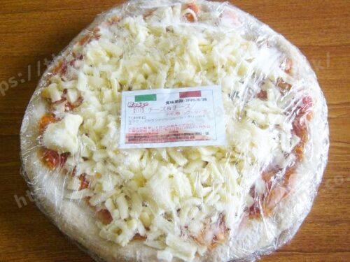 チーズ&チーズPIZZA