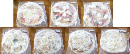 フォンターナ冷凍ピザ7枚セット
